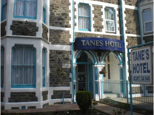 Tanes Hotel - Cardiff - Building