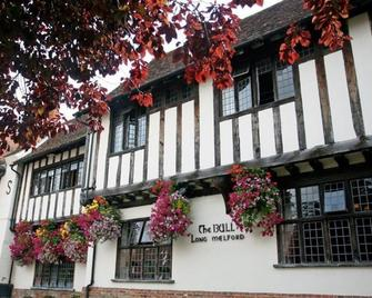The Bull Hotel Long Melford By Greene King Inns - Sudbury - Building