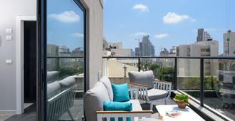The Roof - By Sea Land Suites - Tel Aviv - Balcony