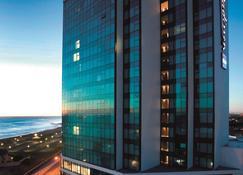 Radisson Blu Hotel, Port Elizabeth - Puerto Elizabeth - Edificio