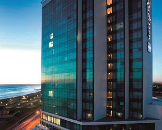 Radisson Blu Hotel, Port Elizabeth - Порт Елізабет - Building