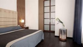 Hotel Grand'Italia - Padua - Phòng ngủ
