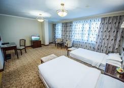G Empire - Nur-Sultan - Bedroom