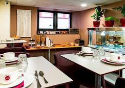 里昂之父酒店 - 土魯斯 - 圖盧茲 - 餐廳