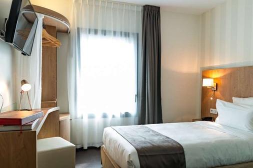 里昂之父酒店 - 土魯斯 - 圖盧茲 - 臥室