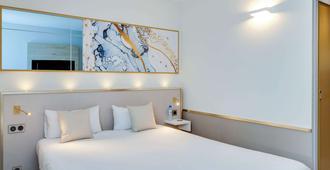Brit Hotel Orléans St Jean de Braye - L'Antarès - Orléans - Schlafzimmer