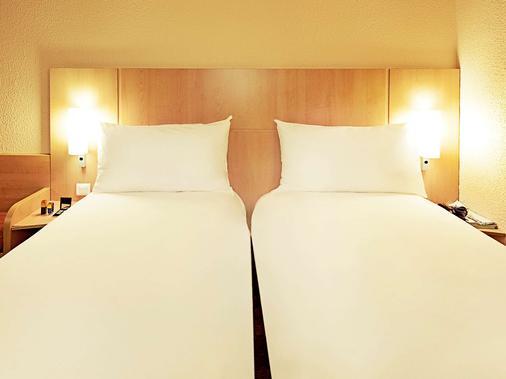 宜必思普瓦捷中心酒店 - 普瓦捷 - 普瓦捷 - 臥室