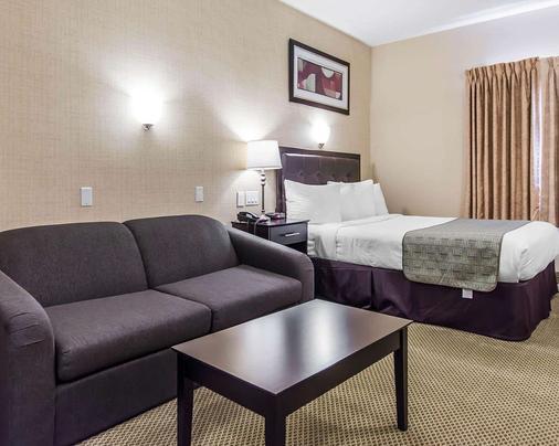 Quality Inn - Moncton - Schlafzimmer