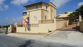 Villa Mozia - Marsala - Edificio