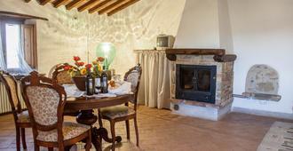 Borgo Carpineto - Radda In Chianti - Dining room