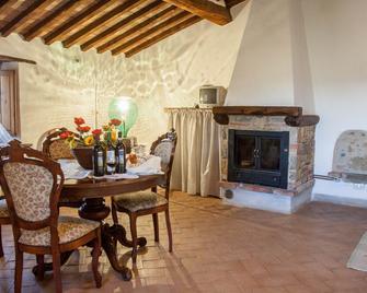 Borgo Carpineto - Radda In Chianti - Comedor