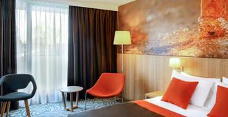 Hotel Mercure Gdansk Posejdon - Danzig - Schlafzimmer