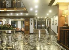 Herald Suites Polaris - Manila - Resepsjon
