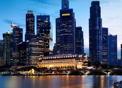ذا فولرتن هوتل سينجابور (إس جي كلين) - سنغافورة - مبنى