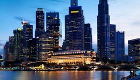 The Fullerton Hotel Singapore - Singapura - Edifício