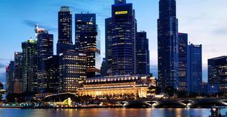 The Fullerton Hotel Singapore - Singapore - בניין