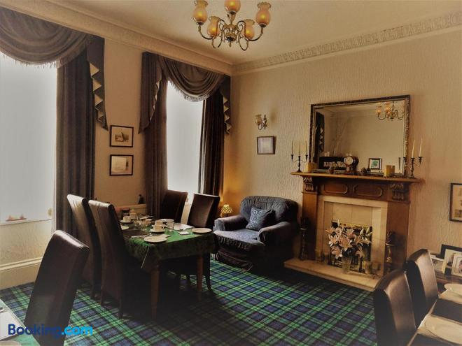 Crawfords Guest House - Peterhead - Dining room
