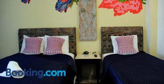 Casa Akbal B&B - Mérida - Bedroom