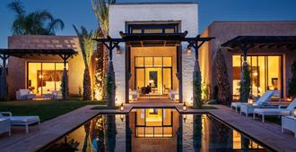 Fairmont Royal Palm, Marrakech - Marrakech - Svømmebasseng