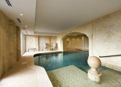 Alexain Hotel Restaurant & Wellness - Turckheim - Piscina