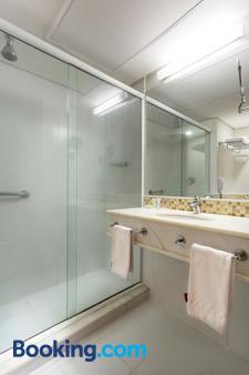 薩爾瓦多里奧福米羅美居酒店 - 薩爾瓦多 - 薩爾瓦多 - 浴室