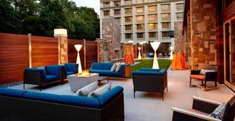 Raleigh Marriott Crabtree Valley - Raleigh - Lounge