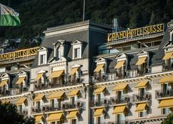 Grand Hotel Suisse Majestic, Autograph Collection - Montreux - Building
