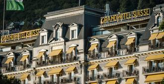 Grand Hotel Suisse Majestic, Autograph Collection - Montreux - Edifício