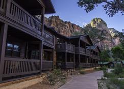 Zion Lodge - Inside The Park - Springdale - Edificio