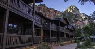 Zion Lodge - Springdale - Edificio
