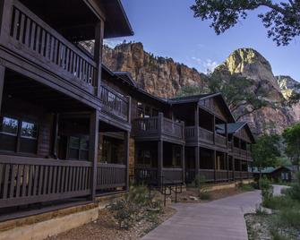 Zion Lodge - Inside The Park - Springdale - Building
