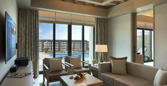 Saadiyat Rotana Resort & Villas - אבו דאבי - סלון