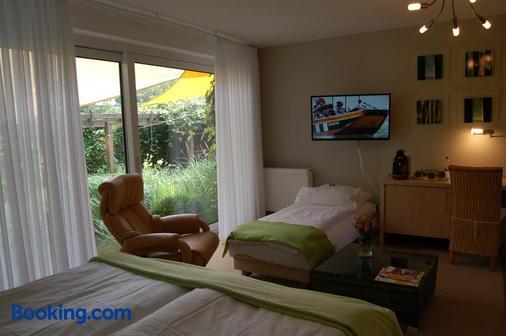 Hildebrandts Das Grüne Stadthotel - Neumünster - Bedroom