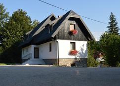 Guest House Plitvice Villa Verde - Plitvicka Jezera - Rakennus