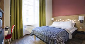 邦德海蒙貝斯特韋斯特酒店 - 奥斯陸 - 奧斯陸 - 臥室