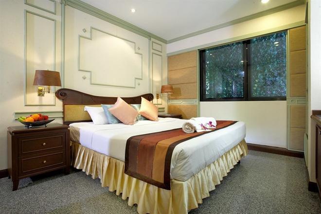 Majestic Suites - Μπανγκόκ - Κρεβατοκάμαρα