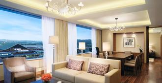 LOTTE City Hotel Gimpo Airport - סיאול - סלון