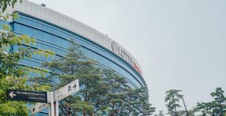 LOTTE City Hotel Gimpo Airport - Seúl - Vista del exterior