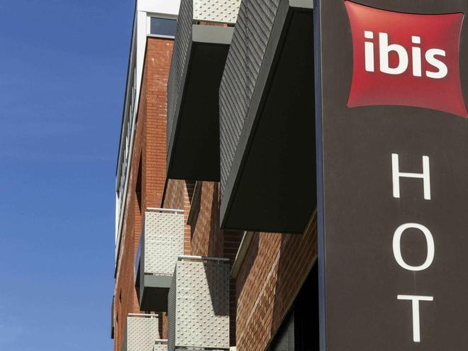 ibis Lille Centre Grand Palais - Λιλ - Κτίριο