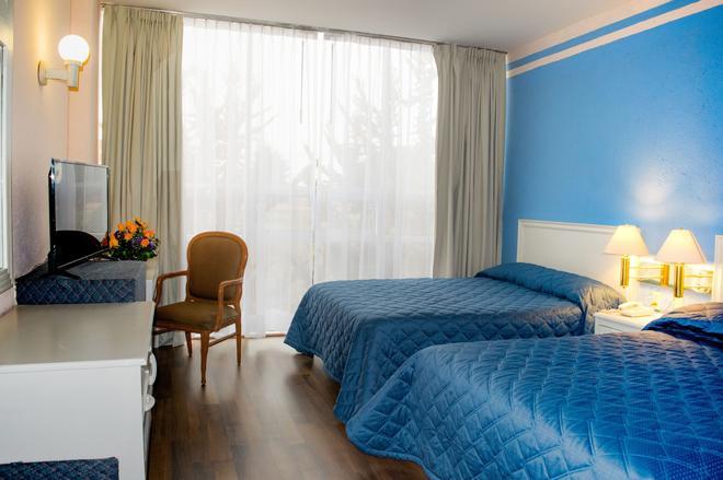 舊金山酒店 - 托盧卡 - 臥室