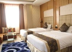 West Hotel - קאן ת'ו - חדר שינה