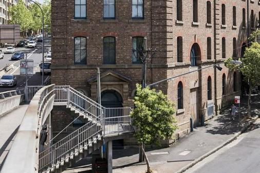 Ovolo 1888 Darling Harbour - Sydney - Building