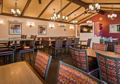 西方最佳花園酒店 - 聖塔羅沙 - 聖羅莎 - 餐廳