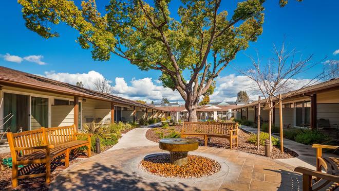 西方最佳花園酒店 - 聖塔羅沙 - 聖羅莎 - 建築