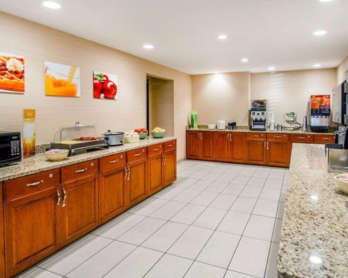 Quality Inn Oakwood - Spokane - Buffet