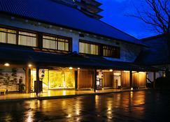 1000 Years of Tradition - Akiu Onsen Sakan - Sendai - Rakennus