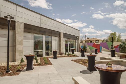 Hyatt Regency Aurora - Denver Conference Center - Aurora - Building