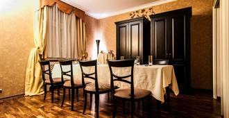 Skaritz Hotel And Residence - Bratislava - Comedor