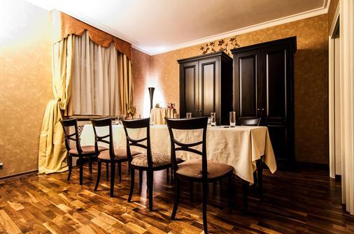 Skaritz Hotel And Residence - Bratislava - Salle à manger