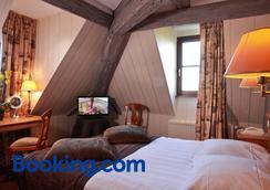 A L'ami Fritz - Obernai - Phòng ngủ